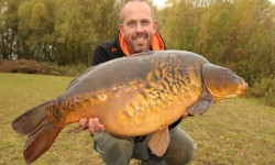 34lb 1oz Steve Spurgeon