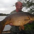 41lb2oz caught on stella yella-1